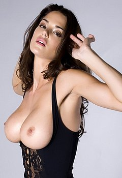 beautiful girl with big tits