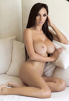 hot busty models