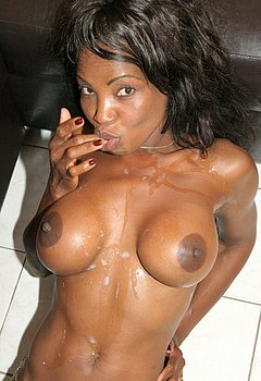 sexy ebony girl