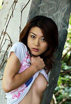 sexy asian girl