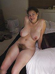 natural hairy women