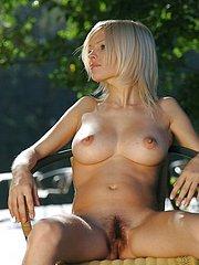 hot hairy amateur