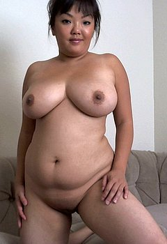 fat asian girl
