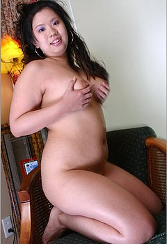 big asian girl
