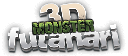 3D Monster Futanari