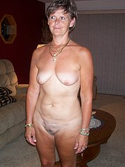 sexy old woman