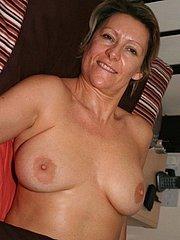 horny mature woman