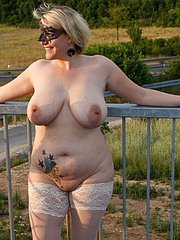 amazing mature woman