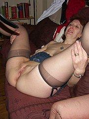 amazing mature woman