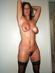 horny mature woman